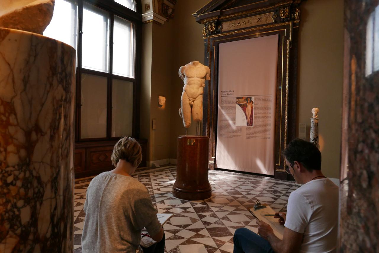 維也納景點 藝術史博物館