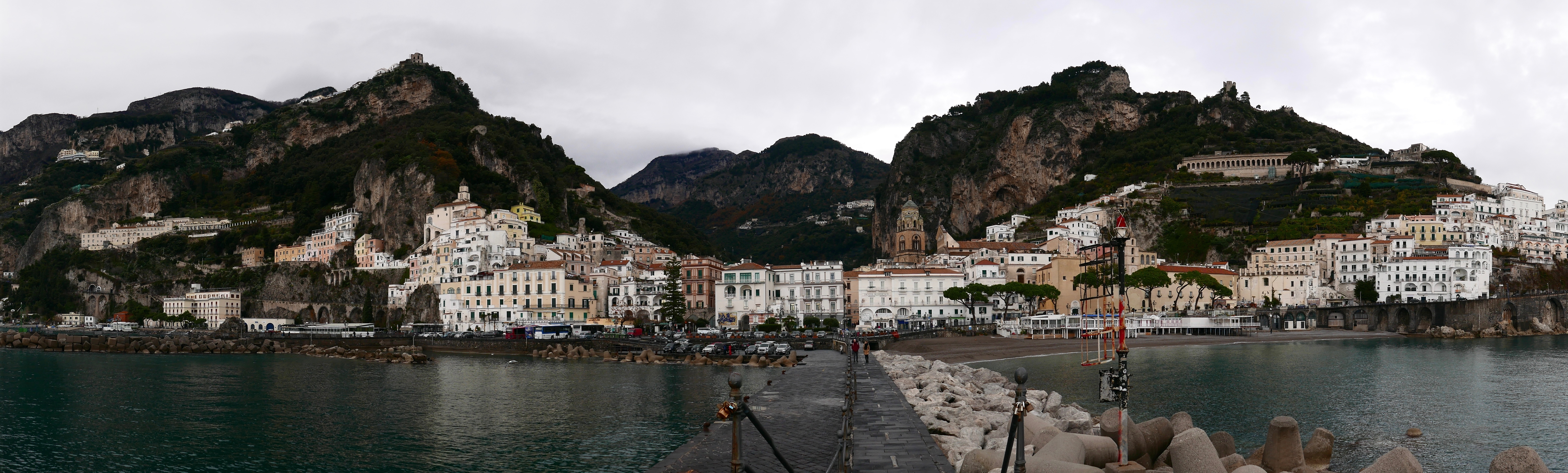 阿瑪菲 Amalfi 交通 遊記
