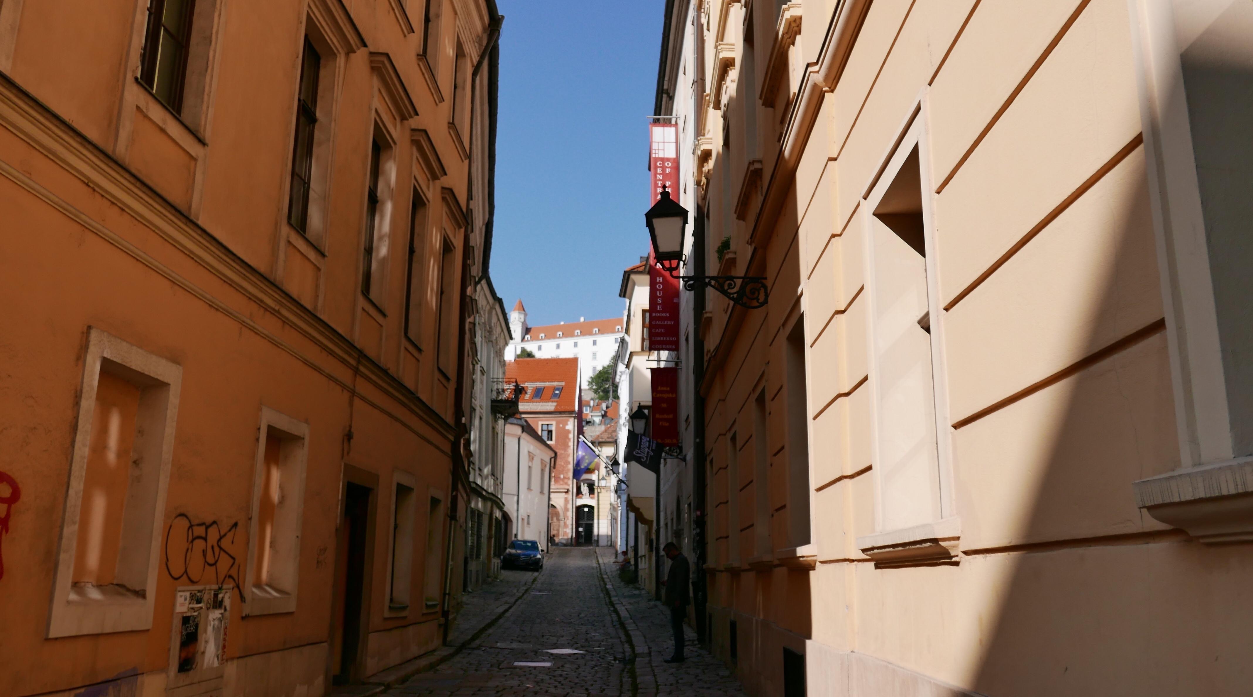 布拉提斯拉瓦景點|布拉提斯拉瓦一日遊、老城區景點、路線地圖