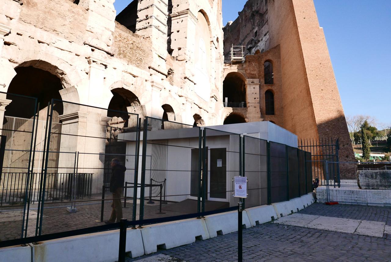 羅馬景點|羅馬的中心——羅馬競技場地下室和觀景台遊記