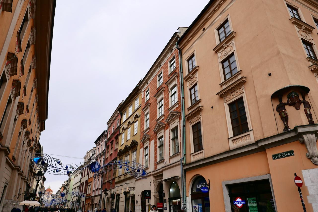 丟掉手機去旅行Day4波蘭|克拉科夫Kraków老城區一日遊景點