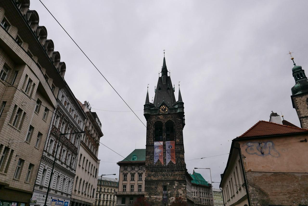 丟掉手機去旅行Day1捷克|布拉格Prague徒步遊記