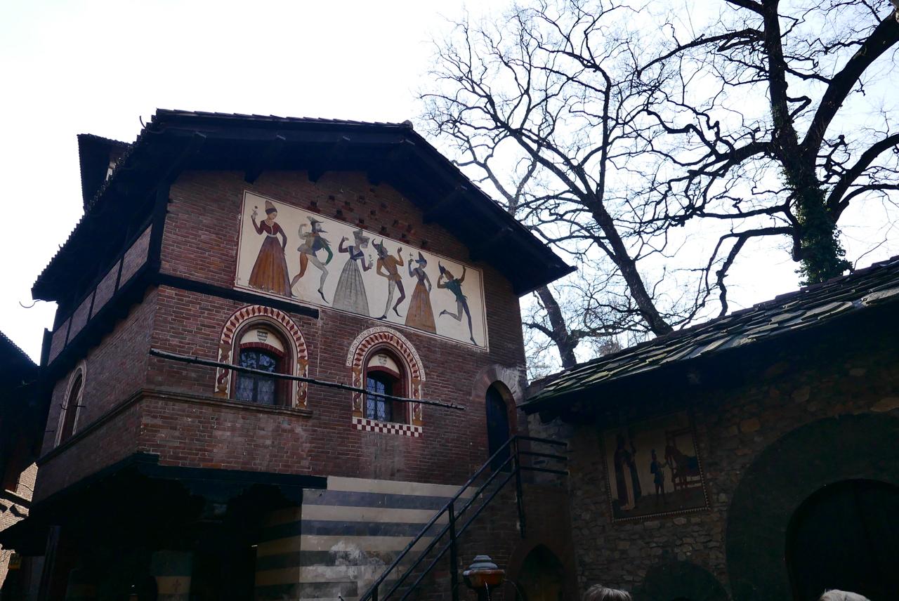 杜林景點|杜林Turin散步路線——瓦倫蒂諾公園/遠眺安托內利尖塔
