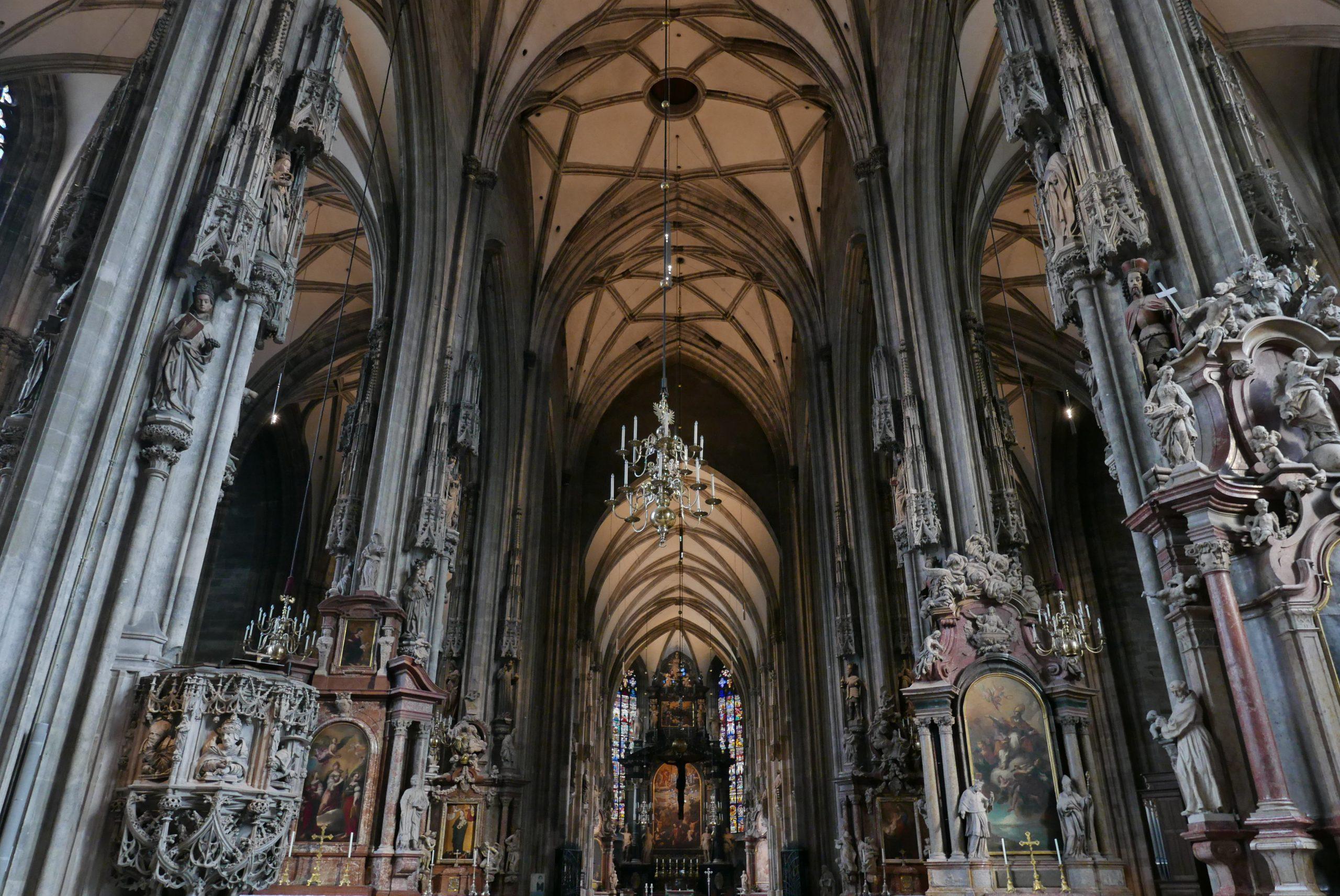 維也納景點|舊城區-格拉本大街/黑死病紀念柱/聖史蒂芬大教堂