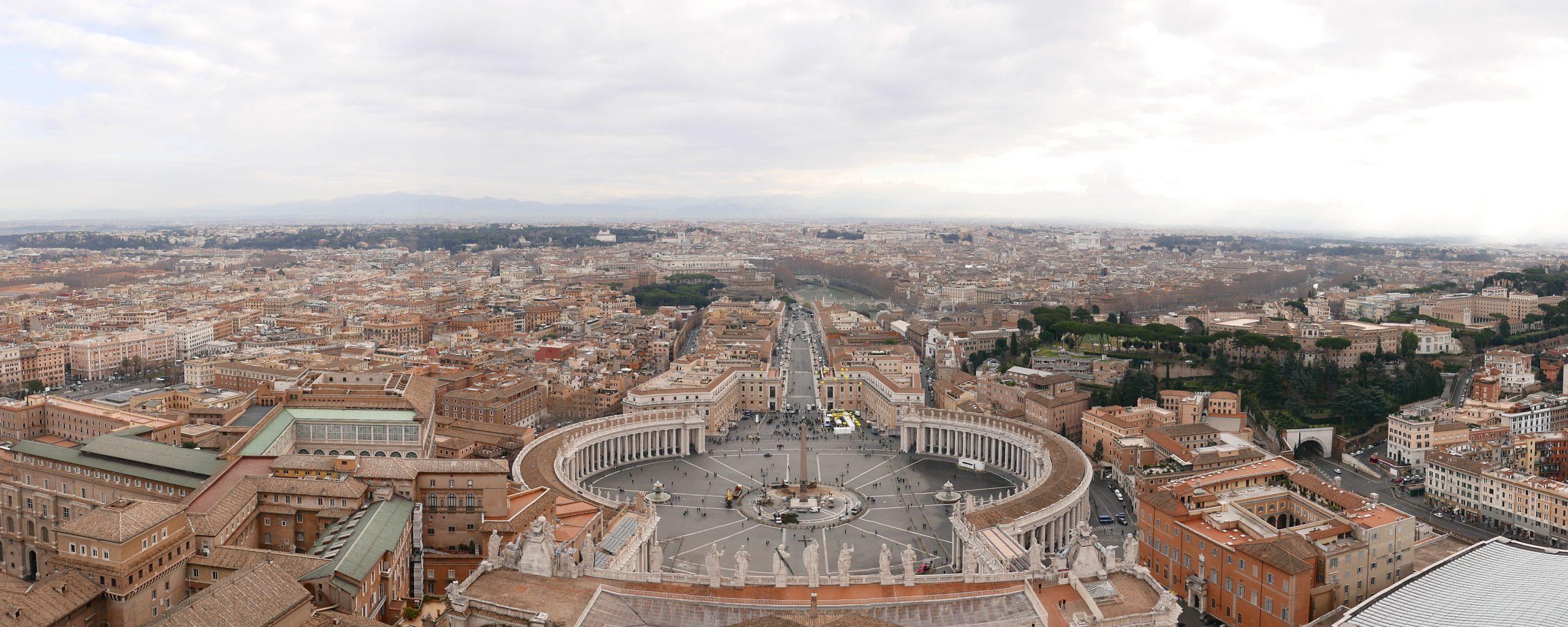 梵蒂岡景點|天主教的中心聖彼得大教堂登頂、內部導覽&大使館聖天使堡遊記