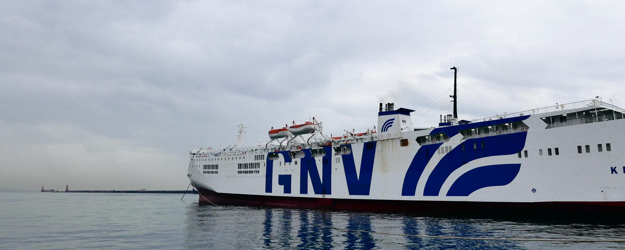 西西里島交通|GNV郵輪體驗睡一覺就從拿坡里到西西里島巴勒摩