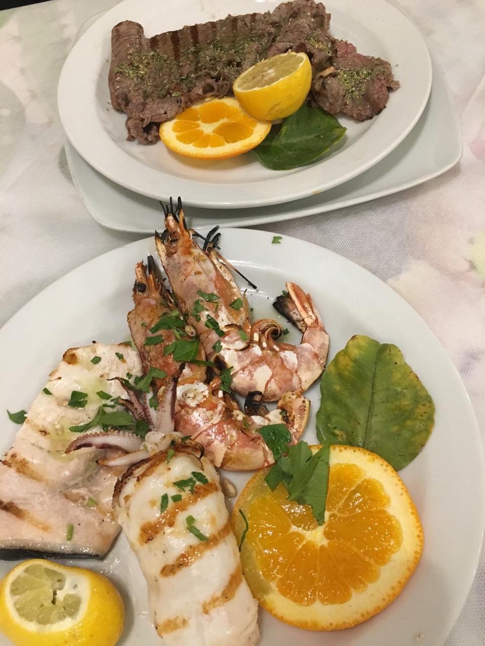 西西里島美食|卡塔尼亞魚市場海鮮小吃Scirocco&平價海鮮餐廳