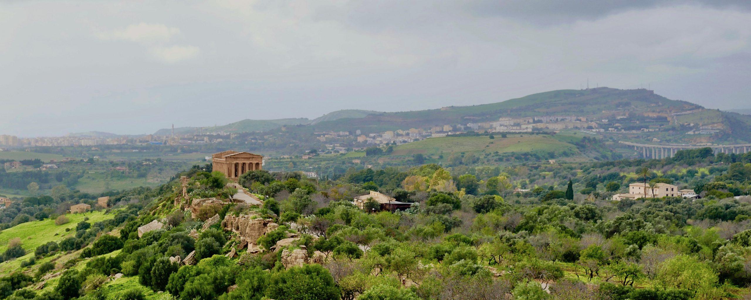 西西里島景點|阿格里真托神殿之谷門票、交通、路線、神廟介紹
