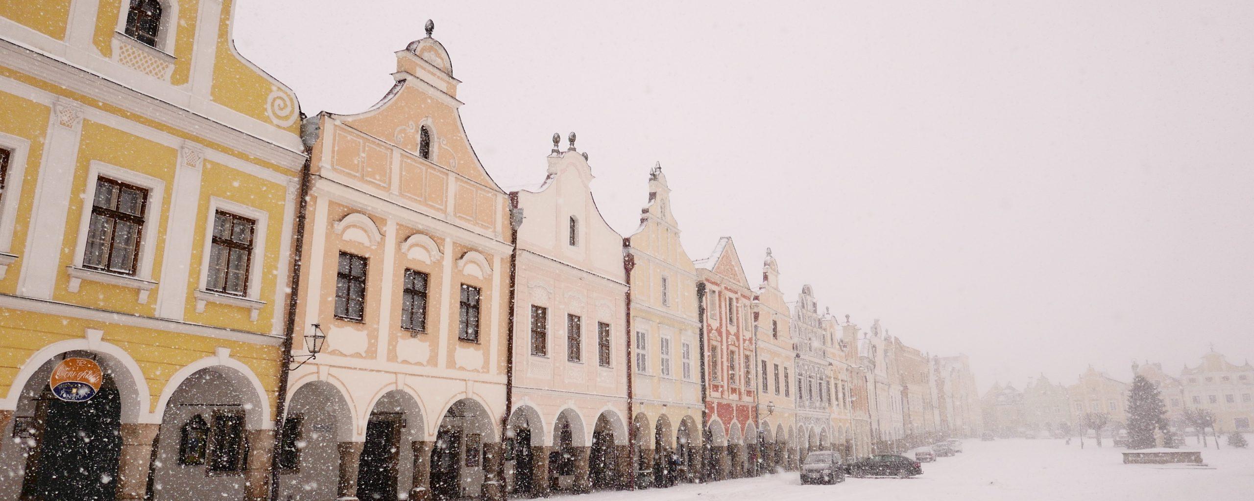 捷克自由行|布拉格Prague&庫倫洛夫CK&特爾奇Telč三日行程分享