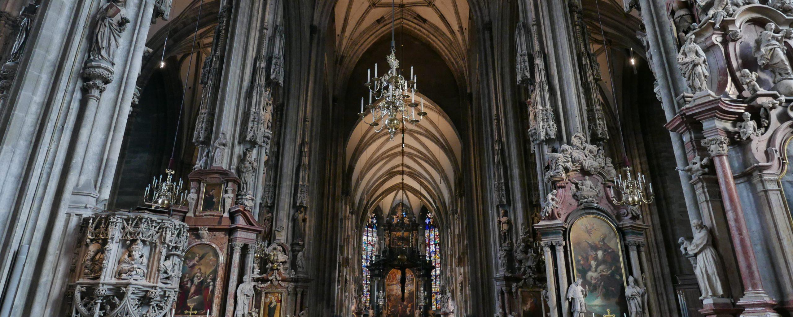 維也納景點|舊城區-格拉本大街、黑死病紀念柱、聖史蒂芬大教堂
